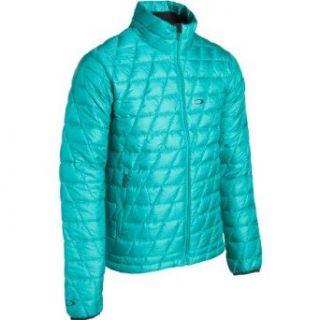 Oakley Mens Sethmo Down Jacket, Green Mineral, XX Large