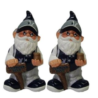 Dallas Cowboys Team Gnome Banks (Set of 2)