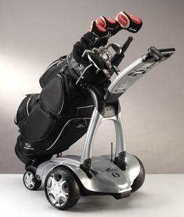 Stewart Golf X5 Electric Powered Golf Cart w/ Remote