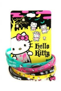 Hello Kitty Zombie Rubber Bracelets Clothing