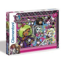 Puzzle Monster High 104 pcs   Achat / Vente PUZZLE Puzzle Monster High