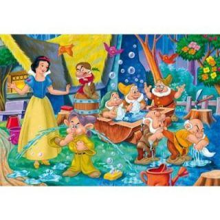 104 pcs   Blanche Neige   Achat / Vente PUZZLE CLEMENTONI   Puzzle 104