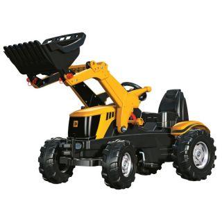 104   152 cmLes tracteurs à pédales ROLLY FARMTRAC sont parfaitement