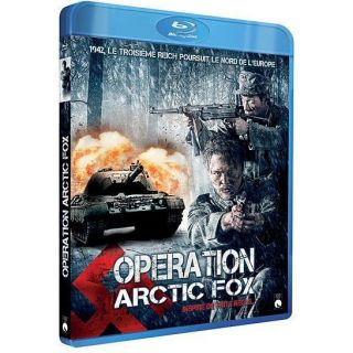 OPERATION ARTIC FOX en BLU RAY FILM pas cher