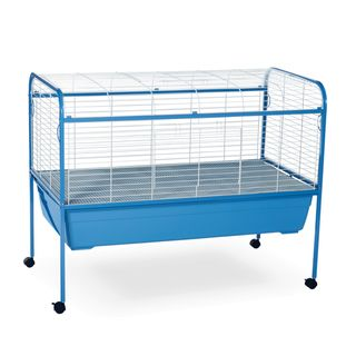 Prevue Pet Products Small Animal Cage with Stand 620 Powder Blue