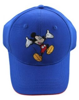 Blue Mickey Mouse Baseball Cap   Mickey Mouse Baseball Hat