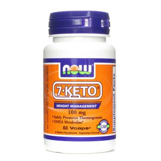 Keto Weight Management 100 mg 60 Vcaps