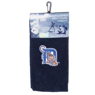 Detroit Tigers Embroidered Golf Towel