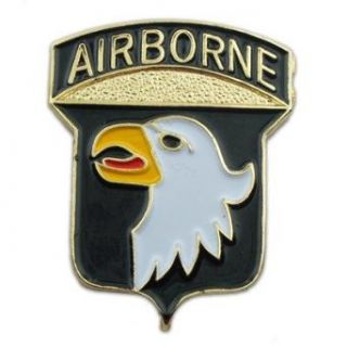 U.S. Army 101st Airborne Division Pin Clothing