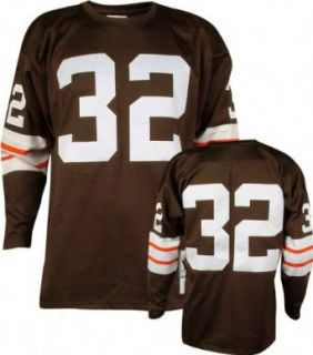Jim Brown Mitchell & Ness Authentic 1964 Brown Throwback