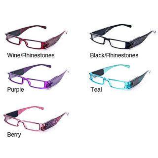 Foster Grant Womens Lady LightSpecs Illuminated Reading Glasses