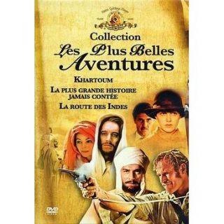Coffret aventures n°1  khaen DVD FILM pas cher