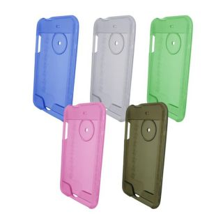SKQUE Apple iPod Touch Crystal Case/ Belt Clip