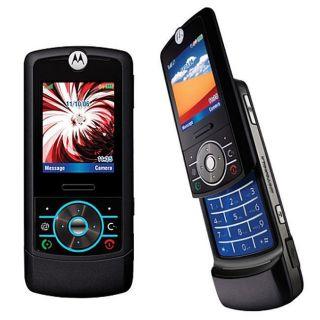 Motorola Z3 Black GSM Unlocked Cell Phone