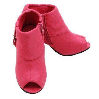 Platform Heel Wedge Dress Shoes Little Girls 3 Forever Link Shoes