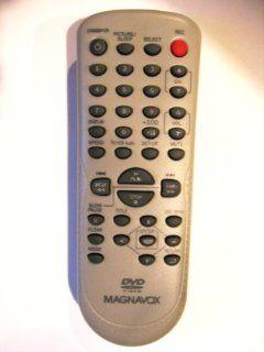 Magnavox NF104UD TV/VCR/DVD Remote Control Electronics