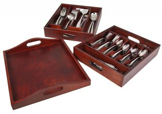 Reed & Barton Sussex 115 piece Flatware Set