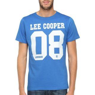LEE COOPER T Shirt Homme Bleu   Achat / Vente T SHIRT LEE COOPER T