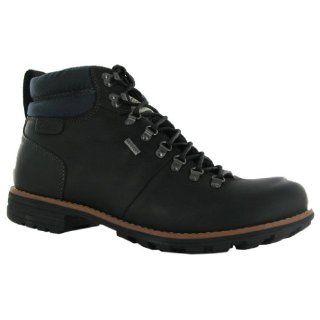 com Clarks MidfordAlp GTX Black Leather Mens Boots Size 9.5 US Shoes