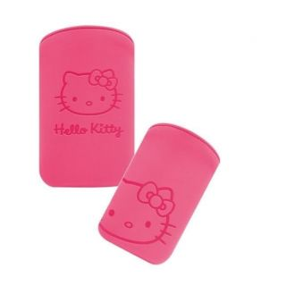 Housse / Etui Neoprene Hello Kitty Rose taille L 116 x 63 x 13 mm