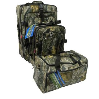 Jeep 3 piece Rolling Luggage Set