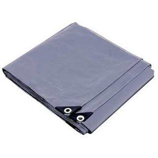 duty Silver UV protected Tarp ( 58.6 x 48.8 feet)