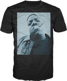 Mens Notorious BIG Blunt Smokin T shirt XXL Clothing