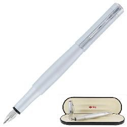 Rotring Initial Silver Fine Point Fountain Pen