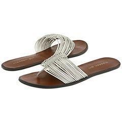 Madden Girl Dandye Silver Paris Sandals