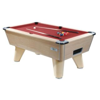 Billard Domestic Winners Pêche 7Ft (210 x 118)   Billard Pool anglais