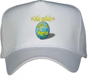Dental assistants Rock My World White Hat / Baseball Cap