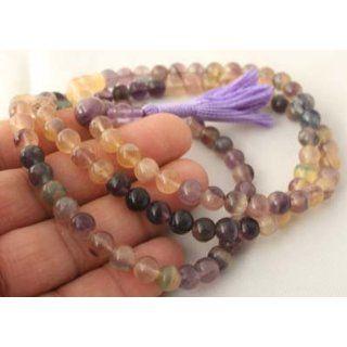 ~ Tibetan TOURMALINE 108 Beads MEDITATION Mala