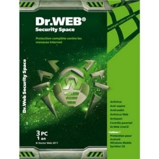 Dr WEB Server Security Suite   Achat / Vente ANTIVIRUS Dr WEB Server