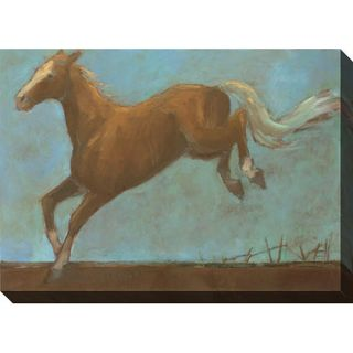 Kim Coulter Midnight Run II Oversized Canvas Art Today $104.99 Sale