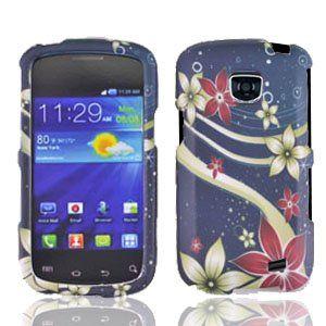 Straight Talk Samsung Galaxy Proclaim Floral Galaxy