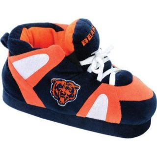 Mens Comfy Feet Chicago Bears 01 Dark Navy/Black Today $34.95
