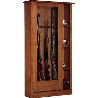 Pin Wood Gun Rack Plans Storage on Pinterest