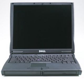 Dell Latitude C610 Pentium 3 1GHz 512MB RAM Laptop (Refurbished