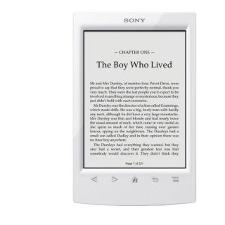 Sony Reader Wifi Blanc + 1er tome Harry Potter   Achat / Vente