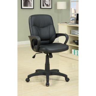 Enitial Lab Slader Executive Padded Leatherette Office Chair