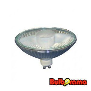 75 WATTS AR111 GU10 BASE PAR36 HALOGEN FLOOD LIGHT BULB WITH GLASS
