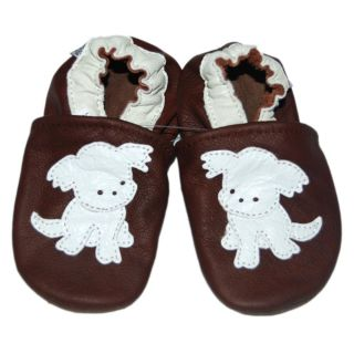 Baby Pie Puppy Leather Infant Shoes