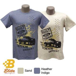 B Elite Designs BDFMST112  HIN L Ford Truck Tough Enough