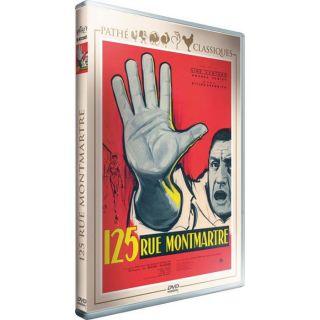 125 rue Monmarre en DVD FILM pas cher