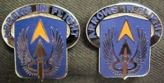 112th Aviation North Dakota Distinctive Unit Insignia