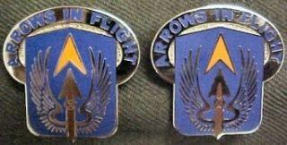 112th Aviation North Dakota Distinctive Unit Insignia