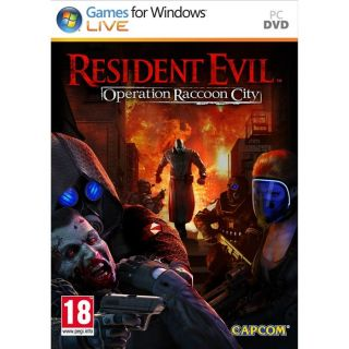 RESIDENT EVIL OPERATION RACCOON CITY / PC   Achat / Vente PC RESIDENT