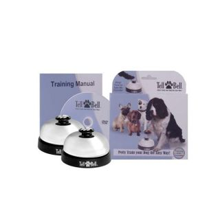 Tell Bell Dog Training Device