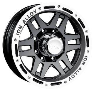 Ion Alloy 133 Black Beadlock Wheel (16x8/5x114.3mm)