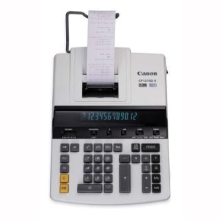 Canon CP1213DII Professional Printing Calculator Today $173.99